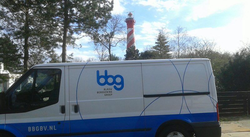 bbg bv beregening zuid holland