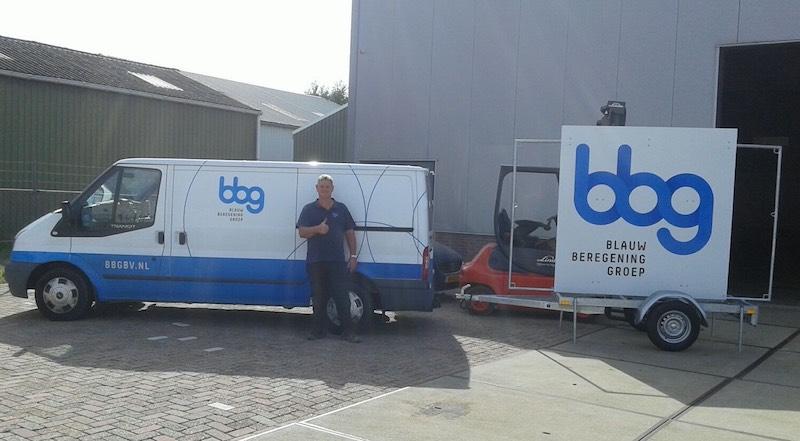 BBG bv beregening bus
